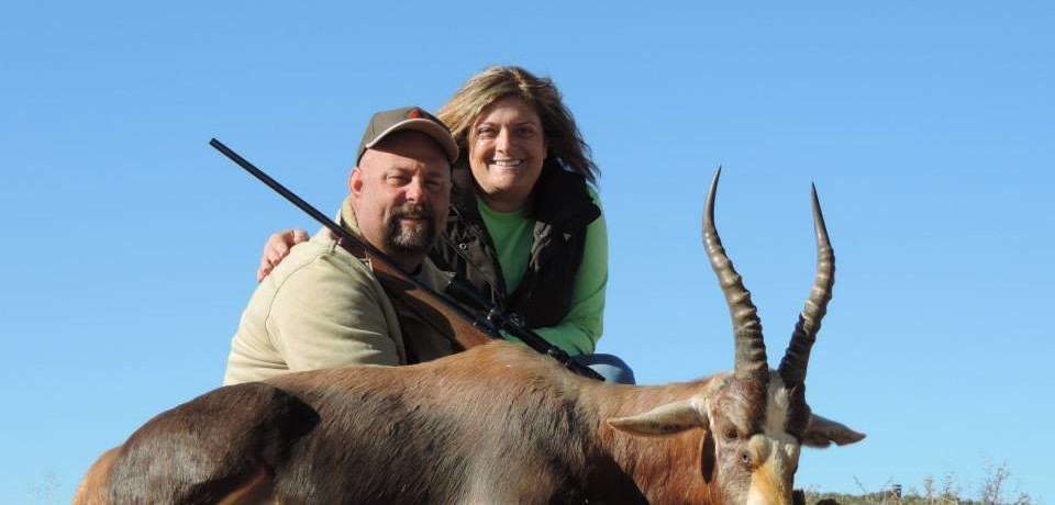First hunt in South Africa with Wild Footprint Safaris!!