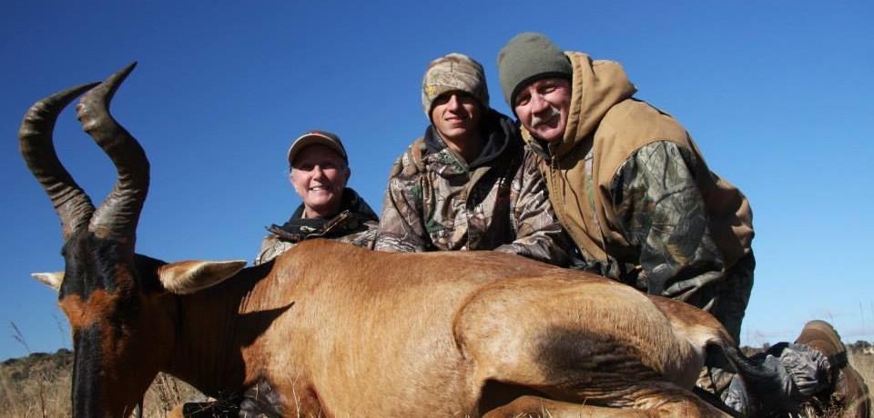 Hunting at Wildfootprint Safaris